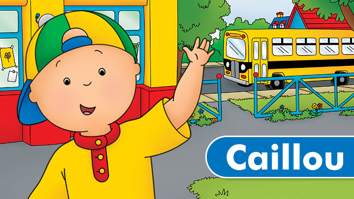 Meet Caillou Image