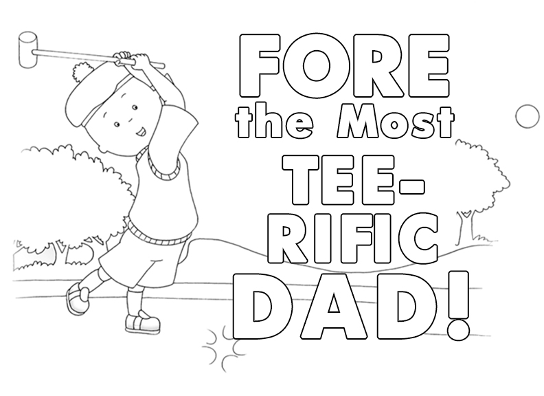 fathers day coloring pages activity - photo#16