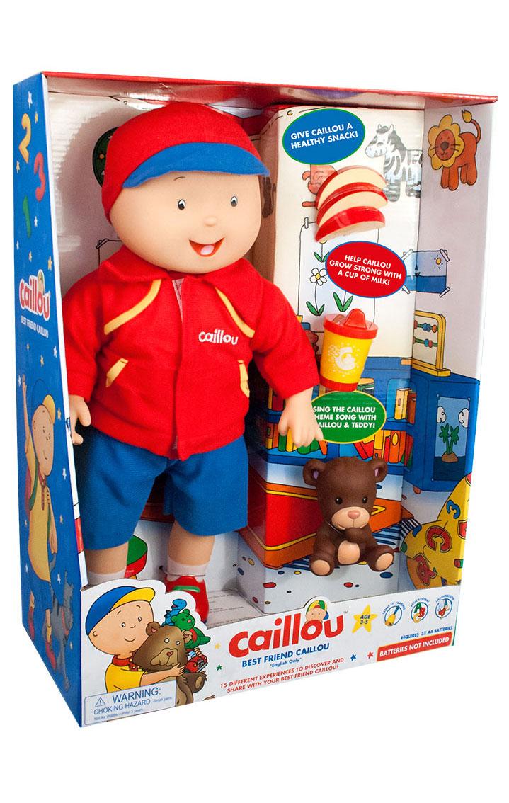 Shop - Caillou Caillou Family Collection 9 1